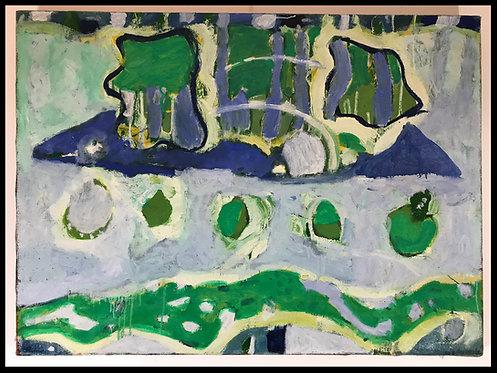 Guénolé Alain (1964) - Abstraction