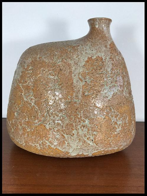 Raymond-Louis Quillivic (1942) - Vase sculpture