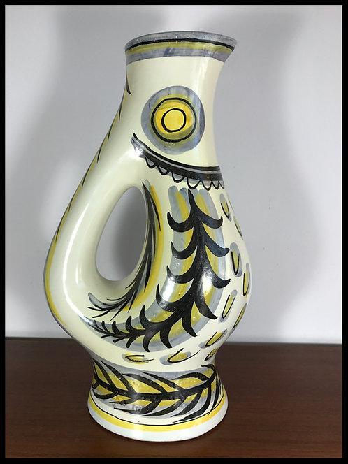 L'Helguen André (1935) Keraluc Vase oiseau