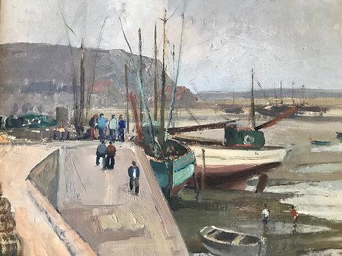 Jim Sevellec Le port de Camaret-sur-Mer