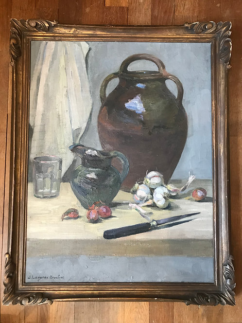 Lagarde-Brochot Marie-Jeanne (1888-) - Nature morte