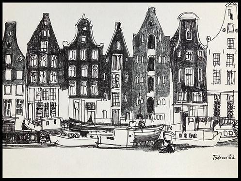 Miloje Todorovitch Amsterdam