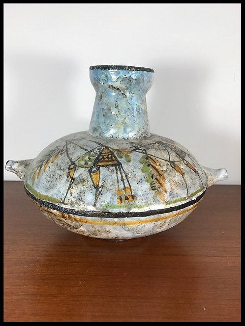 Baudouin Joël (1930-2013) - Grand vase en gres