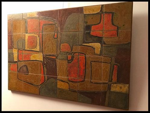 Abstraction Géométrique des annees 50 Maurice esteve