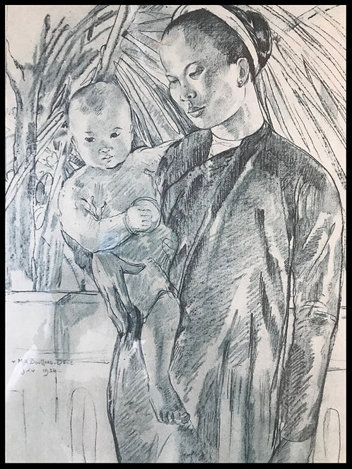 Boullard-Devé Maternité Indochine