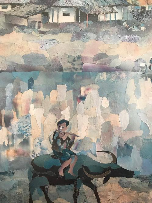 Ho Hoang Dai Collage