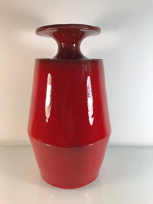 Amphora - Large vase à couvercle