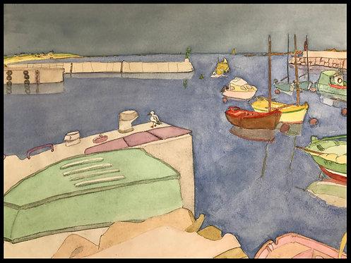 "Yves L'Henoret dit ""Léno"" Port Breton"
