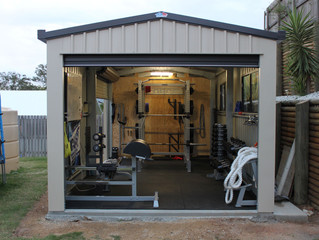 Home Gym For Less