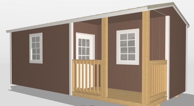 Corner Cabin