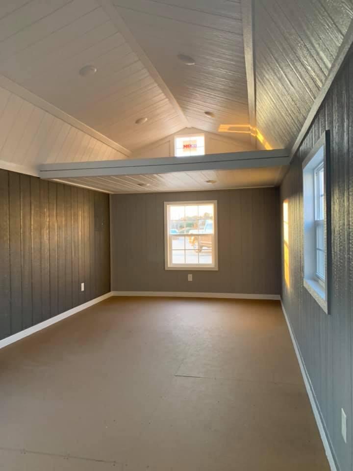 Interior Finished Barn