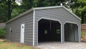22x31x10 Garage