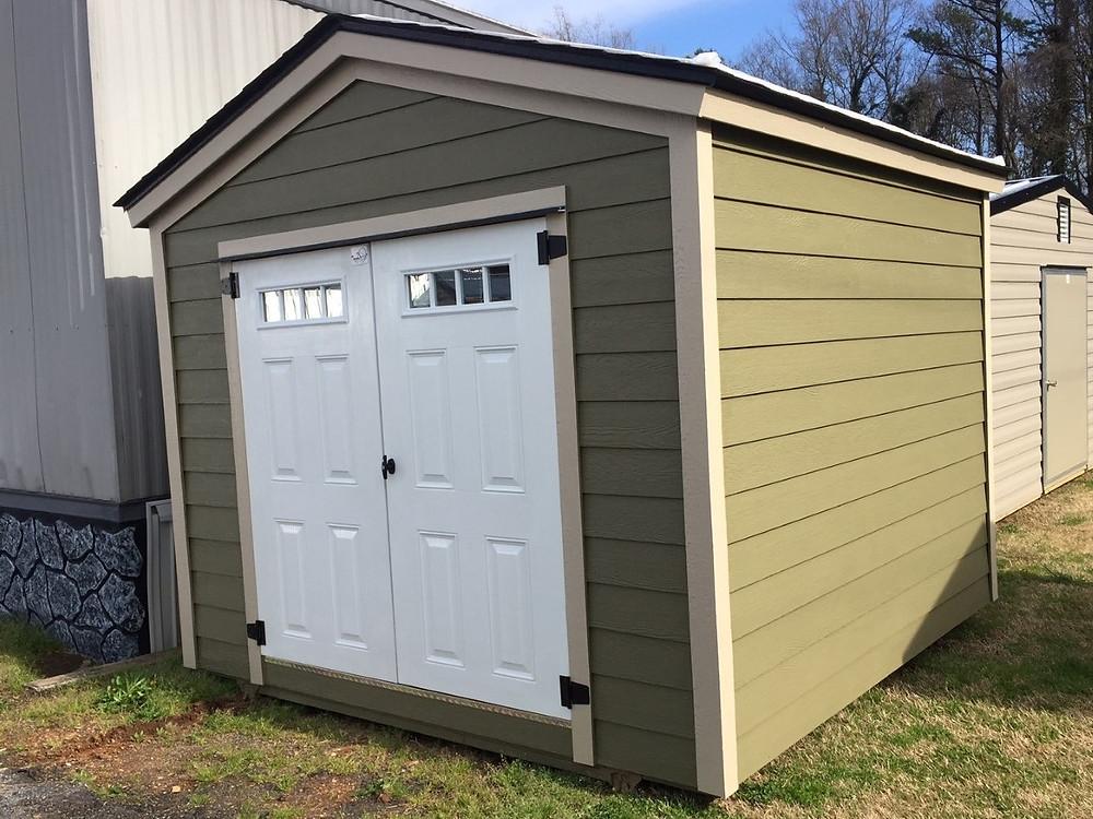 LP SmartLap with Transom Doors