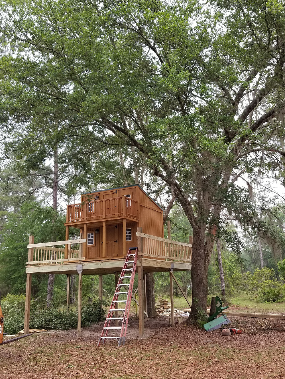 Tavern Treehouse
