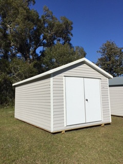 10x16 Shed