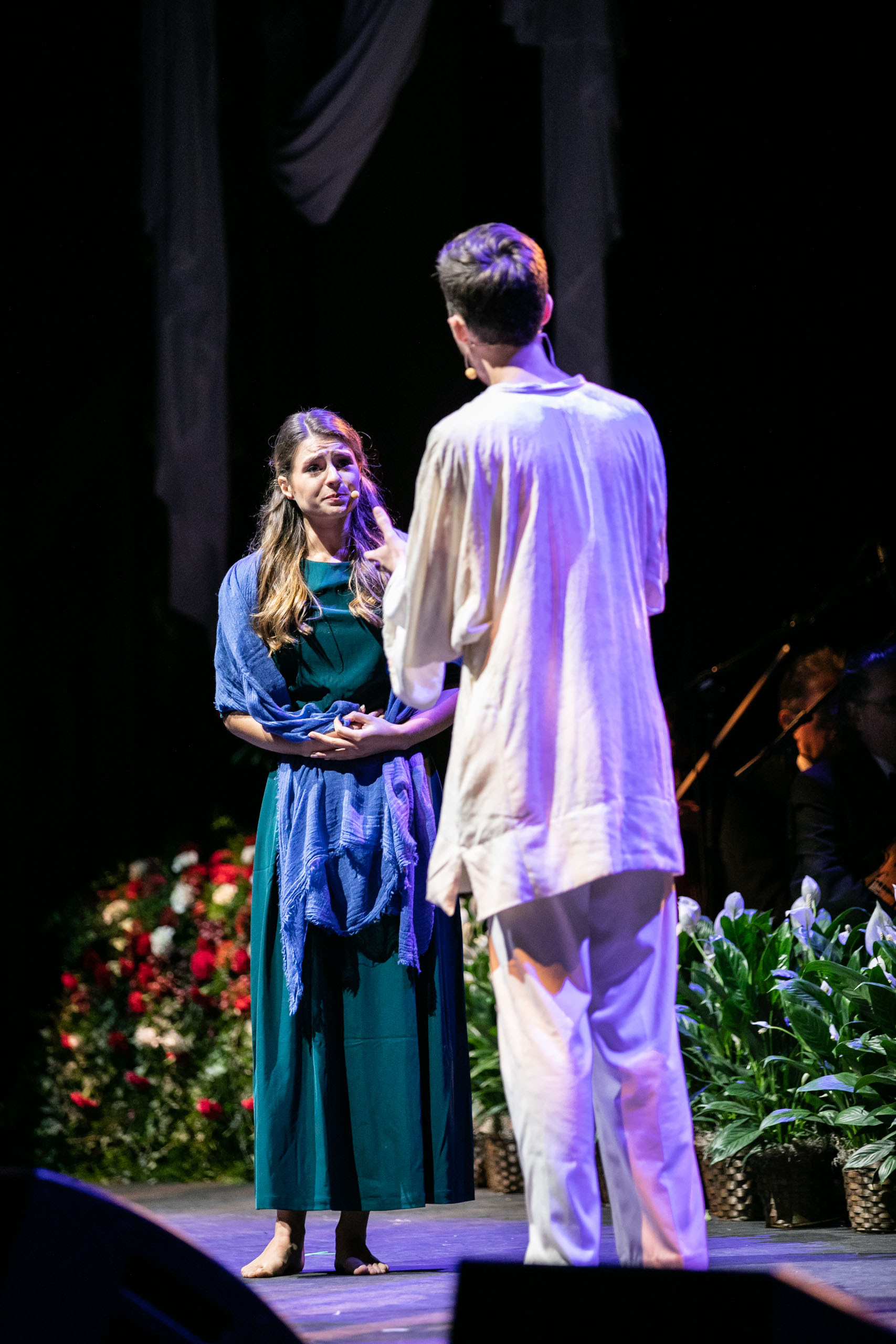 As Mary Magdalene at Kings Theater