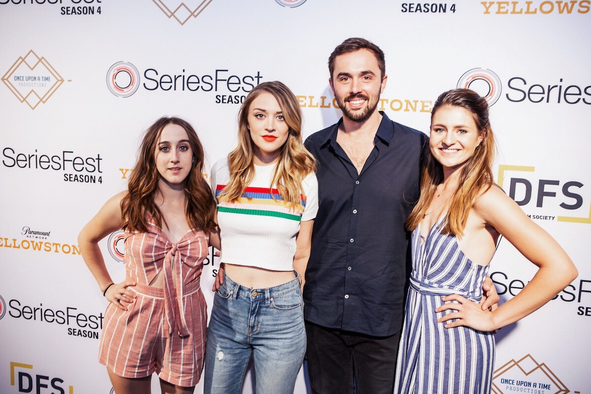 Red Carpet at Series Fest 2018