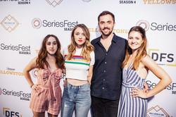 Red Carpet at Series Fest 2018