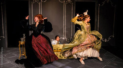 Molière's The Learned Ladies