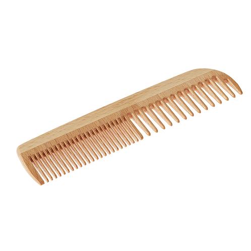 Holzkamm aus FSC ® zertifiziertem Buchenholz, geölt, mit feiner Zahnung
