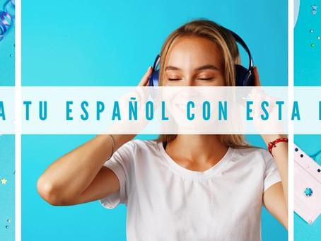 Mejora tu español con esta música
