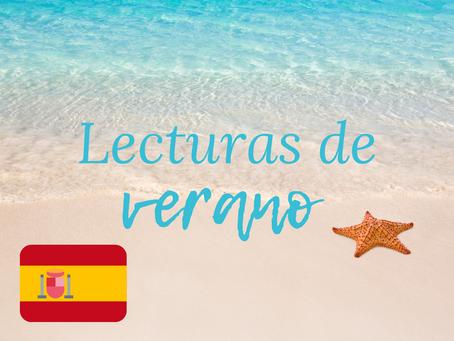 Lecturas en español para el verano 2021