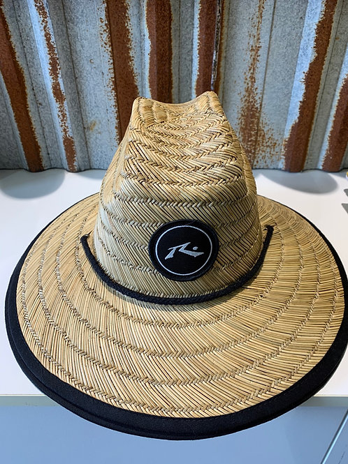 Rusty Straw Hat