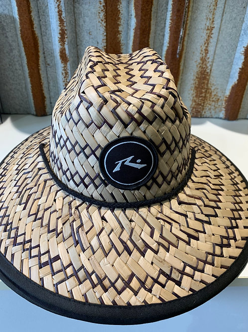 Rusty Straw Hat