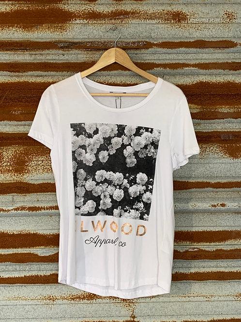 Elwood Flowers Tee