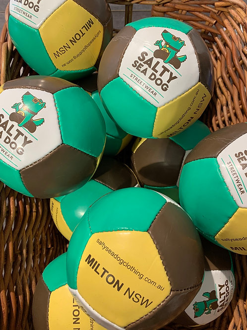 SaltySeaDog Mini Soccer Balls