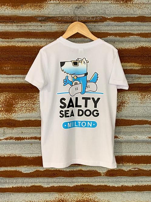 SaltySeaDog Kids Tee