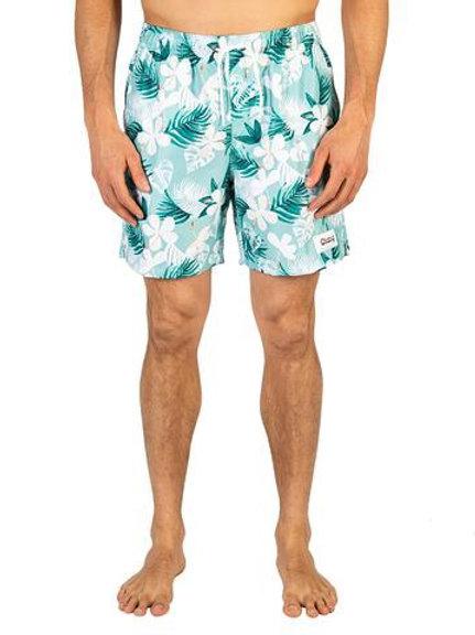 Okanui The Bondi Mint Swim Short