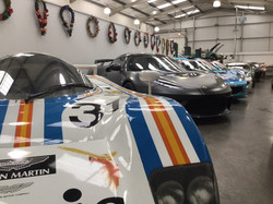 Stratton Motorsport Workshop