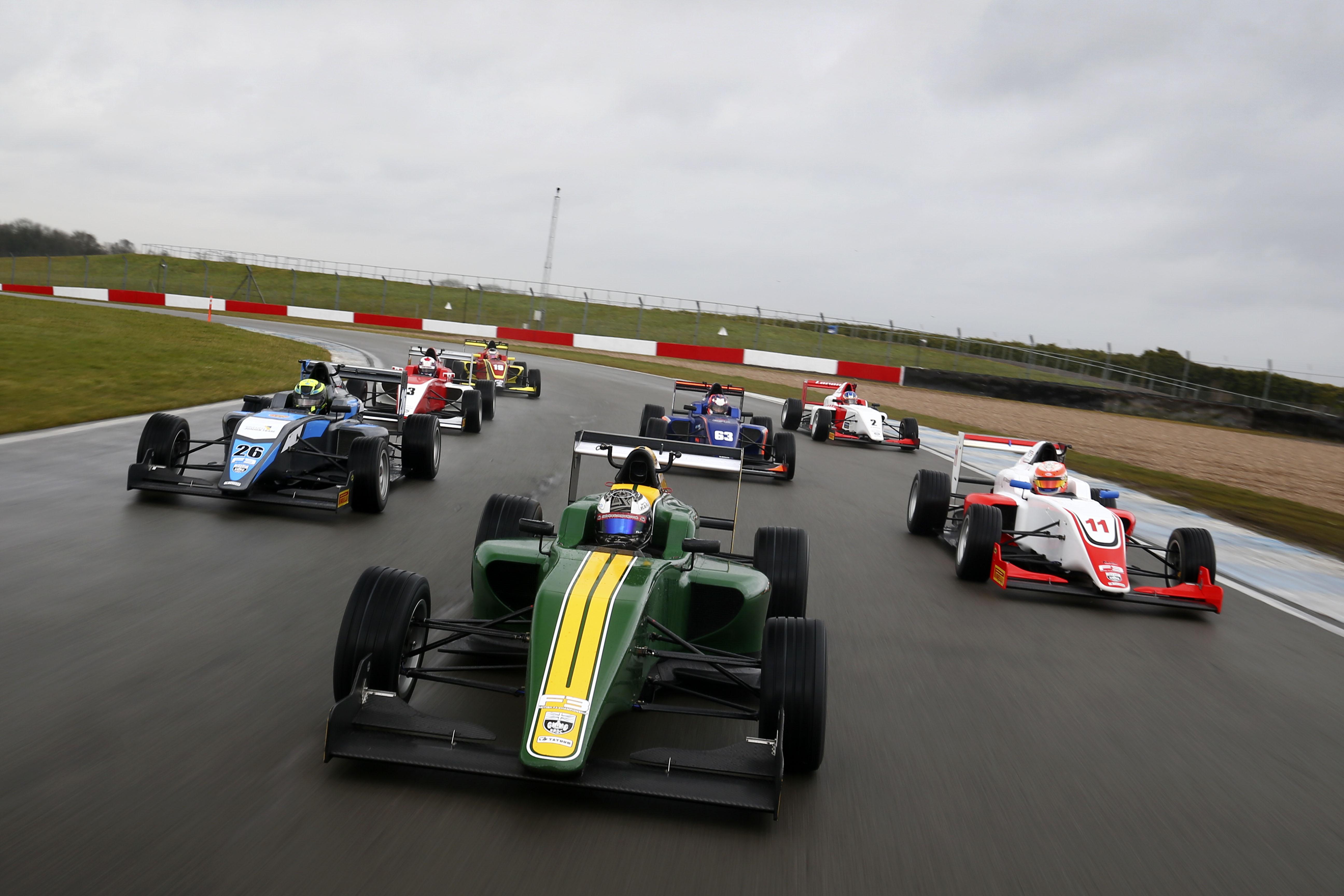 Formula 3 Media Day