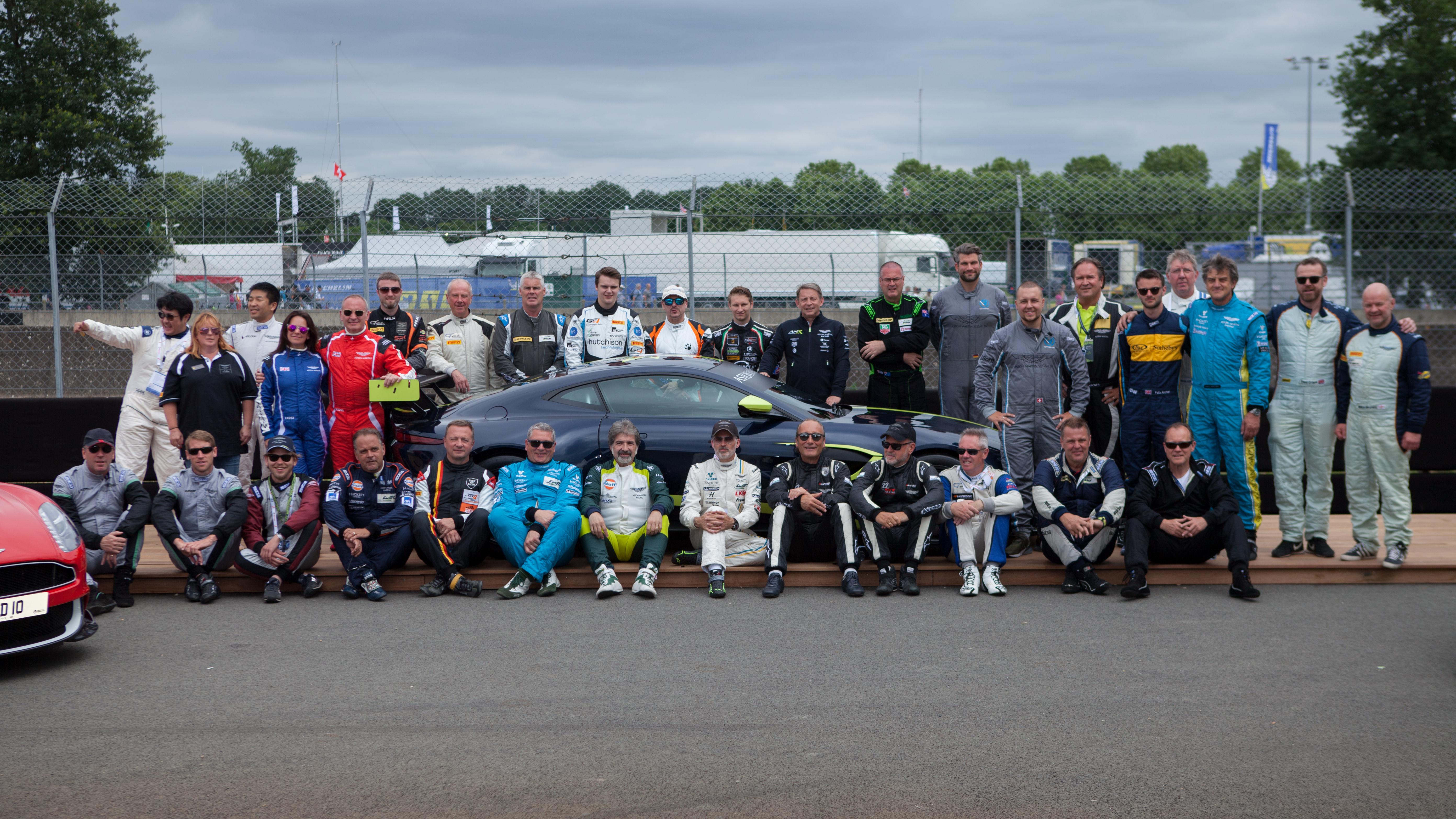 AMR Festival Race 2018