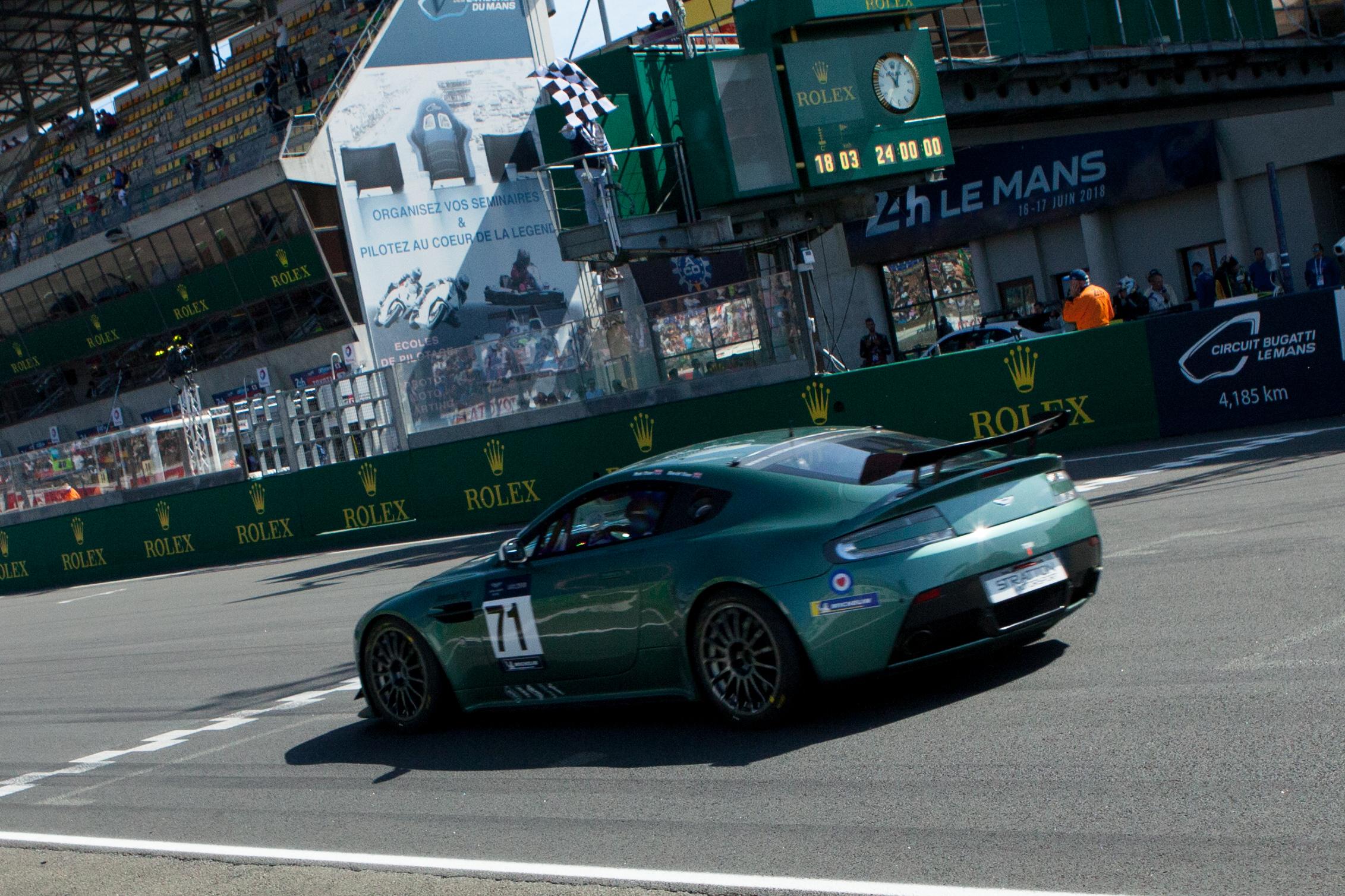 Car 71 Le Mans
