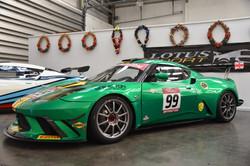 Lotus Evora GT43