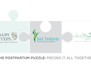 THE POSTPARTUM PUZZLE- PIECING IT ALL TOGETHER