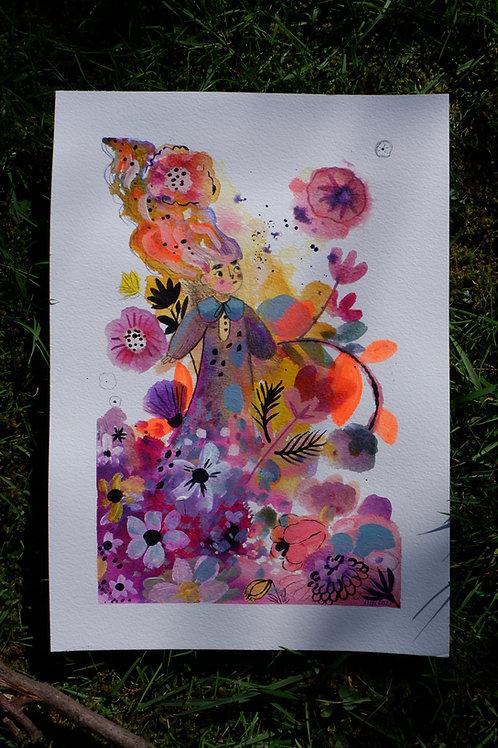 """""""The Flower Dream"""""""