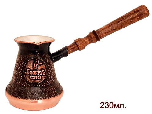 Купить армянскую медную турку ручной работы