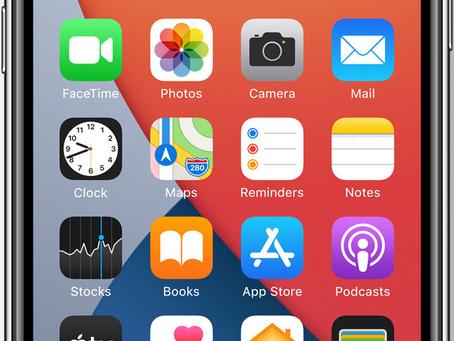 iOS14をお勧めしたい理由