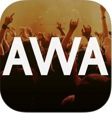 AWA いい曲で作業がはかどります