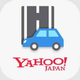Yahoo!カーナビ ブローブ情報の表示