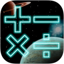 GalaxyCalc計算ゲーム