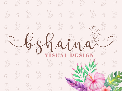 O Blog B Shaina Visual Design