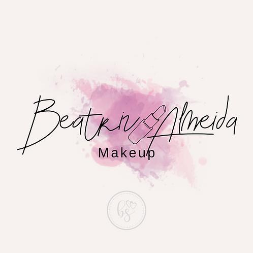 Logotipo Maquiagem/ Makeup