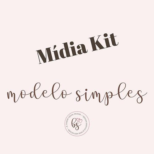 Midia Kit Simples