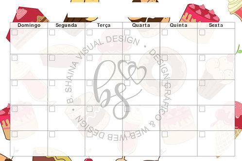 Miolo Planner Sobremesa A4