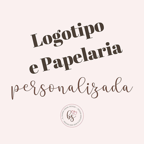 Logotipo e Papelaria Personalizado