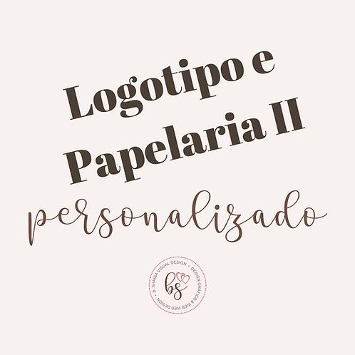 Logotipo e Papelaria Personalizado II
